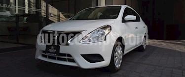 Nissan Versa Sense Aut usado (2015) color Blanco precio $139,000