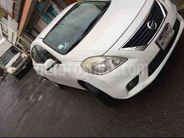 Nissan Versa Advance Aut usado (2012) color Blanco precio $99,000