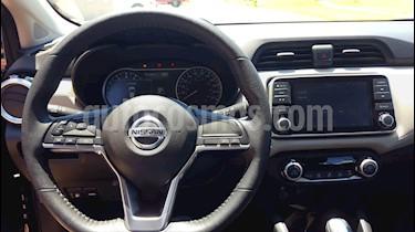 Nissan Versa Exclusive Aut usado (2020) color Negro precio $265,000