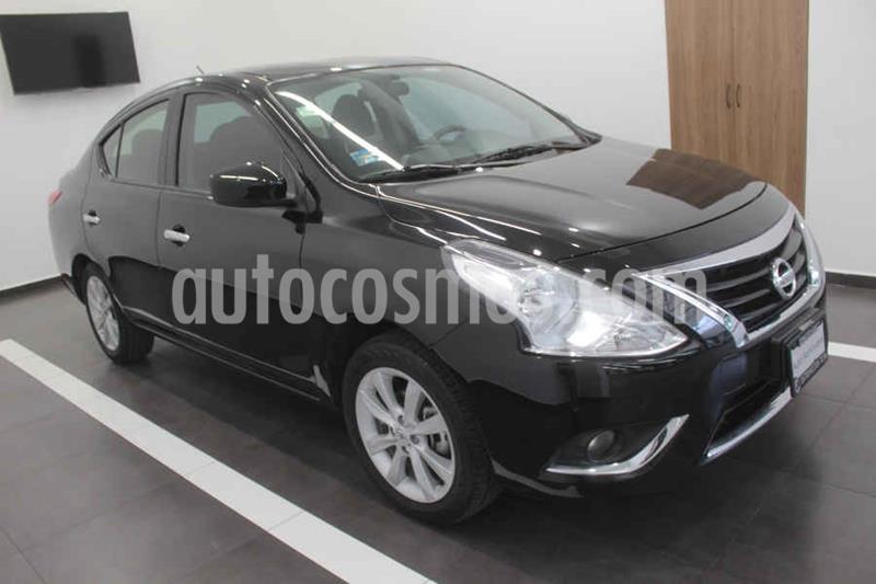Nissan Versa Advance usado (2016) color Negro precio $149,000