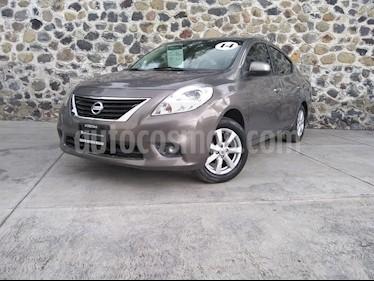 Foto Nissan Versa Advance Aut  usado (2014) color Marron precio $145,000