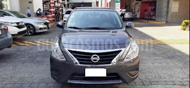Nissan Versa 4P SENSE TM5 A/AC. VE. usado (2018) precio $175,000