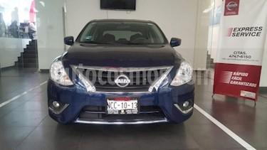 Nissan Versa 4P ADVANCE L4/1.6 MAN usado (2018) precio $201,500