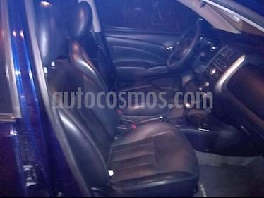 Nissan Versa Exclusive Aut usado (2013) color Azul precio $129,995