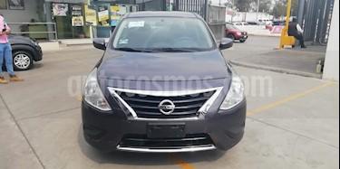 Nissan Versa Advance usado (2018) color Gris precio $175,000