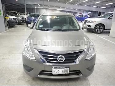 Nissan Versa 4P SENSE L4/1.6 MAN usado (2015) precio $140,000
