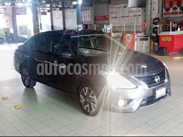 Nissan Versa 4P EXCLUSIVE TA A/AC. VE PIEL GPS F. NIEBLA RA-16 usado (2019) precio $200,000