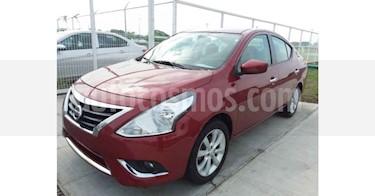 Nissan Versa 4p Advance L4/1.6 Aut usado (2018) color Rojo precio $149,900