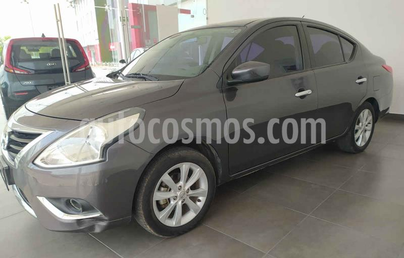 Nissan Versa Advance usado (2017) color Negro precio $170,000