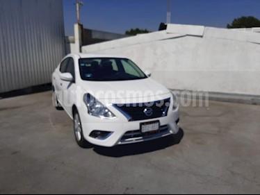 Nissan Versa 4P ADVANCE TM5 A/AC. VE F. NIEBLA RA-15 usado (2017) color Blanco precio $173,000