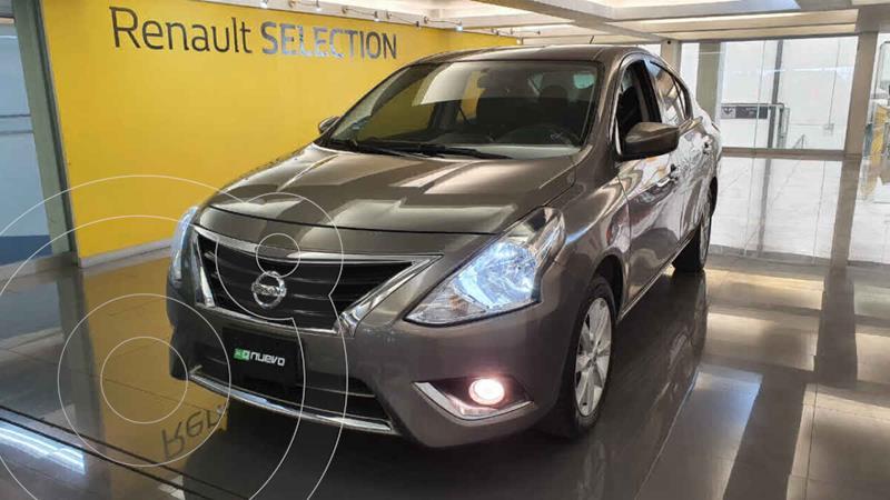 Foto Nissan Versa Advance usado (2019) color Dorado precio $205,000