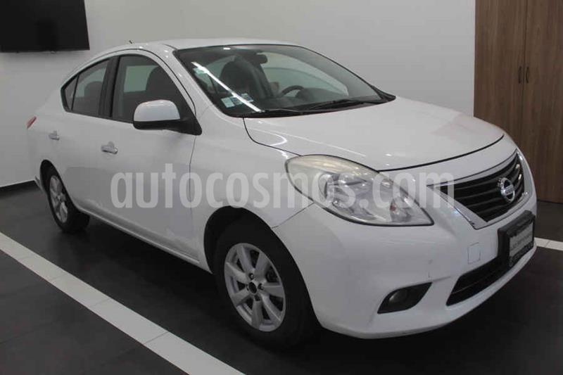 Nissan Versa Advance Aut usado (2012) color Blanco precio $115,000