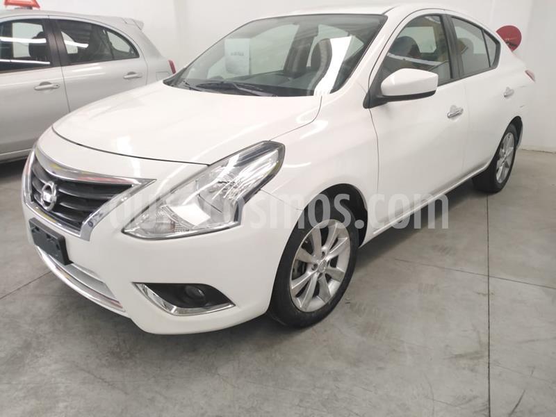 Nissan Versa Advance Aut usado (2016) color Blanco precio $160,000