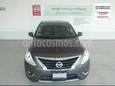 Nissan Versa 4P EXCLUSIVE L4/1.6 AUT usado (2017) precio $196,000