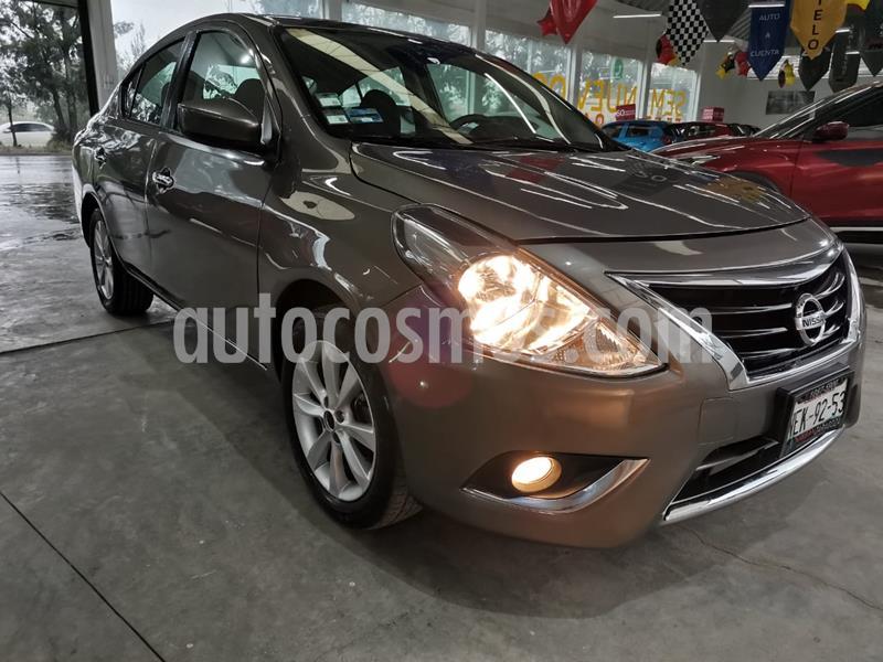 Nissan Versa Advance usado (2017) color Bronce precio $175,000