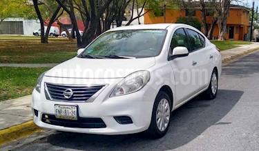 Nissan Versa Exclusive Aut usado (2016) color Blanco precio $125,000