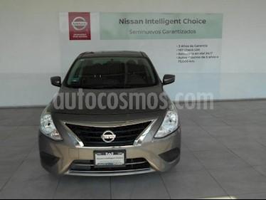 Nissan Versa 4P SENSE L4/1.6 MAN usado (2019) precio $219,000