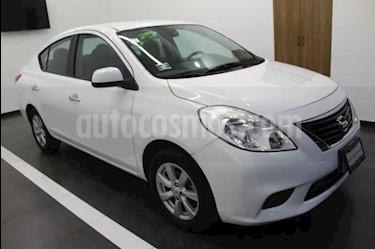Foto Nissan Versa Advance Aut usado (2014) color Blanco precio $145,000