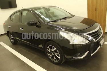 Nissan Versa 4p Exclusive L4/1.6 Aut usado (2016) color Negro precio $174,000