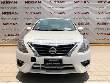 Nissan Versa Advance Aut usado (2016) color Blanco precio $165,000