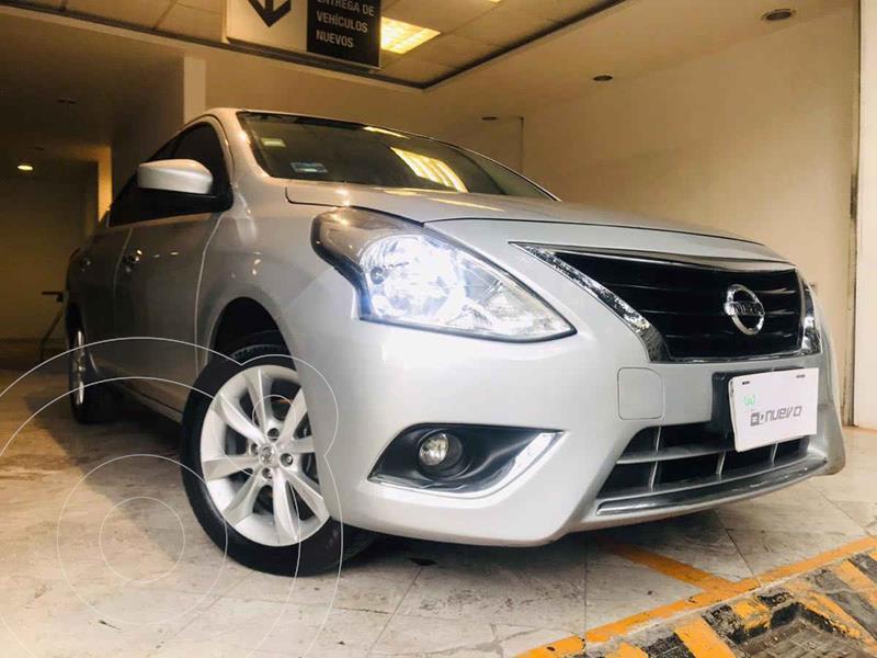 Foto Nissan Versa Advance usado (2016) color Plata precio $139,000