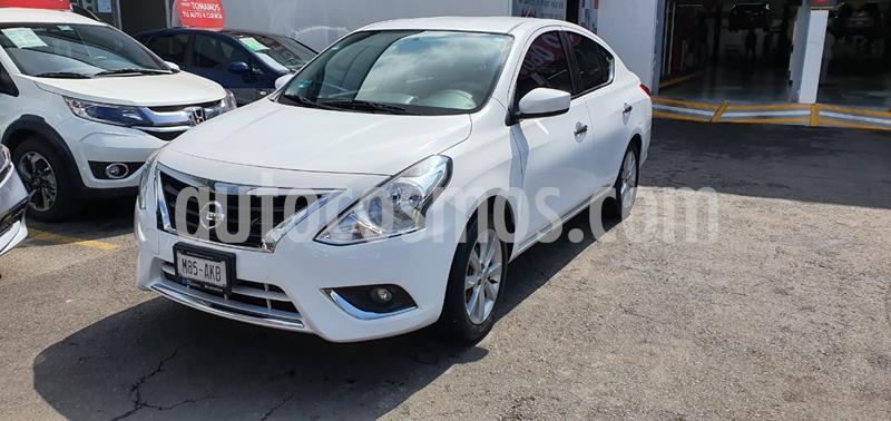 Nissan Versa Advance Aut usado (2016) color Blanco precio $163,000