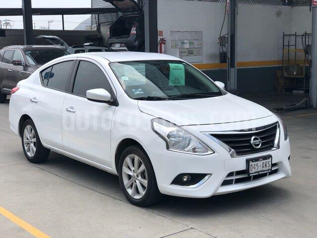 Foto Nissan Versa Advance usado (2018) color Blanco precio $190,000