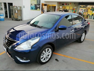 Foto Nissan Versa Advance usado (2018) color Azul precio $195,000