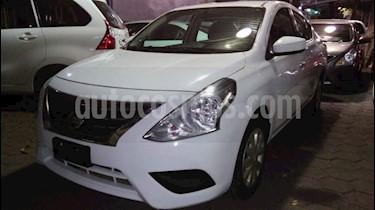 Nissan Versa Sense Aut usado (2018) color Blanco precio $164,900