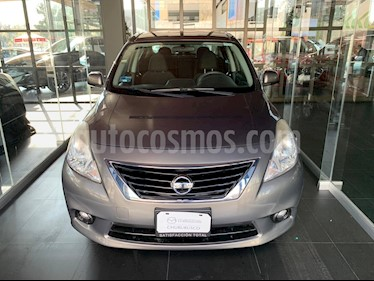Nissan Versa Advance Aut  usado (2013) color Bronce precio $125,000