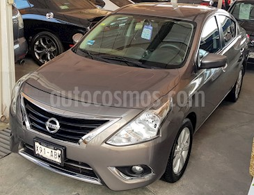 Nissan Versa Advance usado (2015) color Bronce precio $148,000