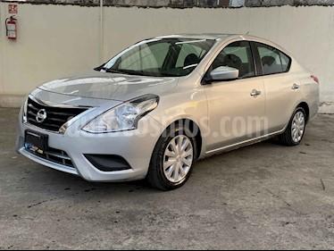 Nissan Versa Sense Aut usado (2018) color Gris precio $164,900