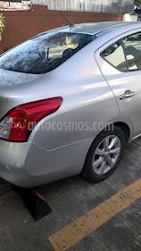 Nissan Versa Advance usado (2012) color Plata precio $109,000
