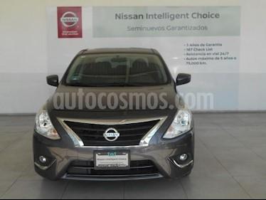 Nissan Versa 4P ADVANCE L4/1.6 AUT usado (2019) precio $245,000