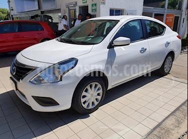 Nissan Versa Sense usado (2018) color Blanco precio $174,900