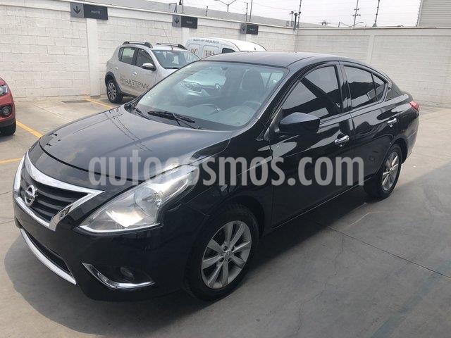 Nissan Versa Advance usado (2017) color Negro precio $173,000