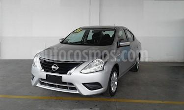 Foto Nissan Versa Sense Aut usado (2018) color Plata precio $179,000