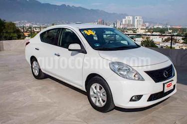 Nissan Versa Advance usado (2014) color Blanco precio $119,700