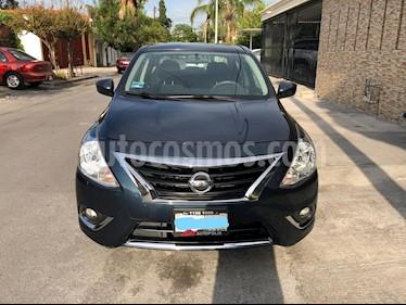 Nissan Versa Advance Aut usado (2016) color Azul precio $154,900