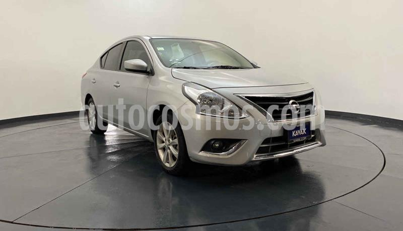 Nissan Versa Advance Aut usado (2018) color Plata precio $202,999