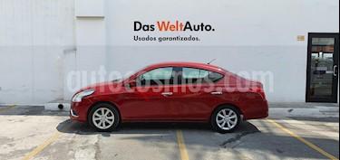 Nissan Versa Advance usado (2015) color Gris precio $148,000