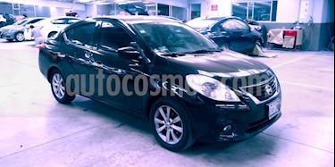 Nissan Versa Exclusive Aut  usado (2014) color Negro precio $135,000