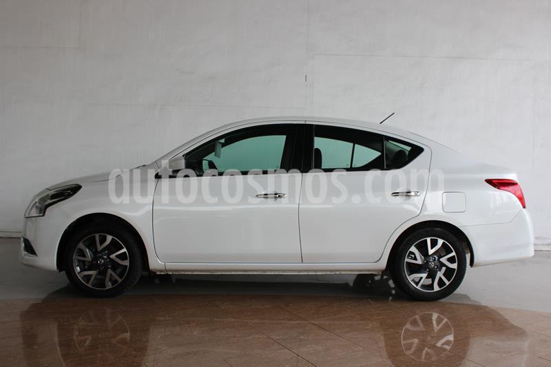 Nissan Versa Advance usado (2019) color Blanco precio $185,800