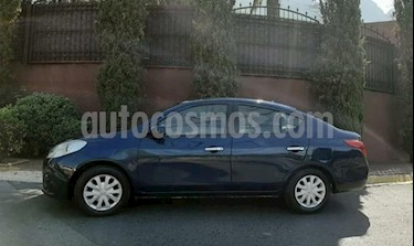 Nissan Versa Advance usado (2012) color Azul precio $109,900