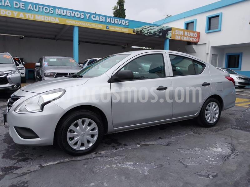 Nissan Versa Drive Aut usado (2018) color Plata Dorado precio $176,000
