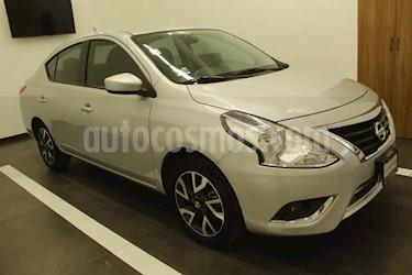Foto Nissan Versa 4p Advance L4/1.6 Aut usado (2019) color Plata precio $210,000