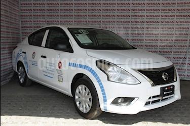 Nissan Versa Drive A/A usado (2019) color Blanco precio $180,000