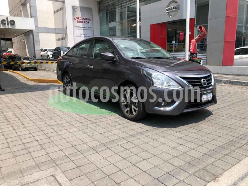 Nissan Versa Advance usado (2019) color Gris precio $215,000