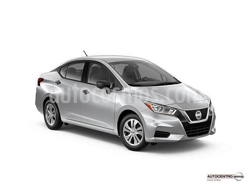Nissan Versa Advance usado (2020) color Plata Dorado precio $309,000