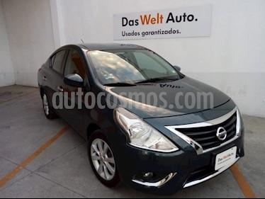 Foto Nissan Versa Advance Aut usado (2015) color Gris precio $140,000